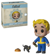 5 Star Fallout S2 Vault Boy (Luck) Vinyl Figure