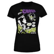 T-Shirt Femme Couverture de Comic Toy Story - Noir