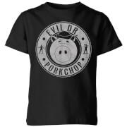 T-Shirt Enfant Dr Bayonne Toy Story - Noir