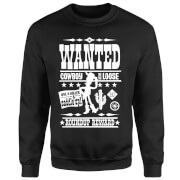 Sweat Homme Affiche Wanted Toy Story - Noir