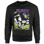 Toy Story Comic Cover Sweatshirt - Black