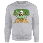 Toy Story Half Doll Half Spider Sweatshirt - Grey