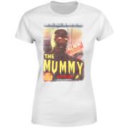 Hammer Horror The Mummy Women's T-Shirt - White