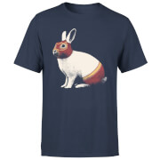 Lapin Catcheur Men's T-Shirt - Navy