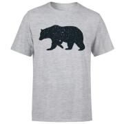 Bear Men's T-Shirt - Grey
