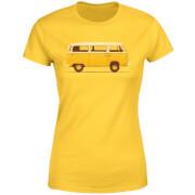 Yellow Van Women's T-Shirt - Yellow