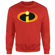 Incredibles 2 Logo Sweatshirt - Red