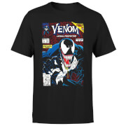 Venom Lethal Protector Men's T-Shirt - Black