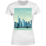 Frankfurt Women's T-Shirt - White