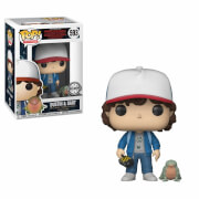 Stranger Things Dustin with Baby Dart EXC Pop! Vinyl Figure (VIP ONLY)