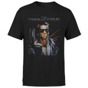 Terminator Vintage Men's T-Shirt - Black