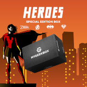 My Geek Box - Heroes Box - Women's - S