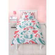 Little Mermaid Oceanic Duvet Set