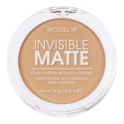 ModelCo Invisible Matte Pressed Powder - Natural Beige