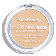 MCoBeauty Invisible Matte Pressed Powder - Natural Beige 14.5g
