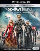 X-Men Trilogy 4K Ultra HD (Includes Blu-Ray)