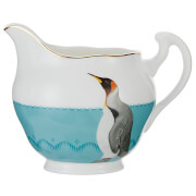 Yvonne Ellen Penguin Cream Jug - Blue