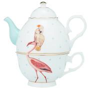 Yvonne Ellen Tea for One Set - Pink