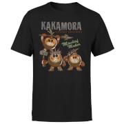 T-Shirt Homme Kakamora Vaiana, la Légende du bout du monde Disney - Noir