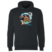Moana Wave Hoodie - Zwart
