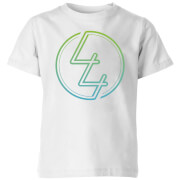 How Ridiculous 44 Emblem Kids' T-Shirt - White