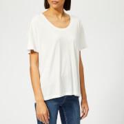 Gestuz Women's Valdis U-T-Shirt - White