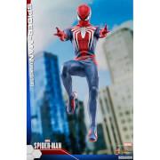 Marvel's Spider-Man Videogame Masterpiece Action Figure 1/6 Spider-Man Advanced Suit 30cm