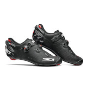Sidi Wire 2 Carbon Matt Road Shoes - Matt Black