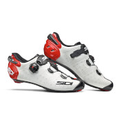 Sidi Wire 2 Carbon Road Shoes - White/Black/Red