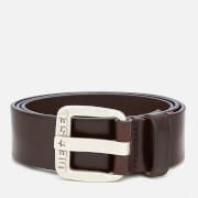 Diesel Men's B-Star Leather Belt - Brown