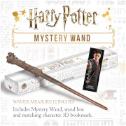 The Noble Collection Harry Potter Mystery Wand