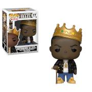 Figurine Pop! Rocks Notorious B.I.G Avec Couronne