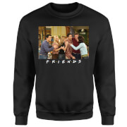 Friends Cast Shot Pullover - Schwarz