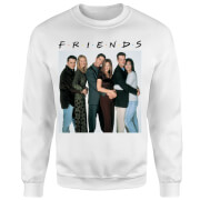 Friends Group Shot Pullover - Weiß