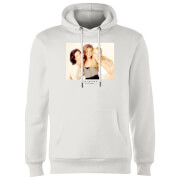 Friends Girls Hoodie - White