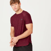 Myprotein Dry-Tech Infinity T-Shirt - Red Marl