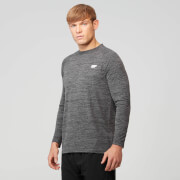 MP Men's Performance Long Sleeve Top - Charcoal Marl