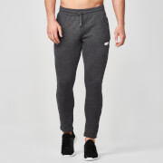 Myprotein Tru-Fit Zip Joggers - Charcoal
