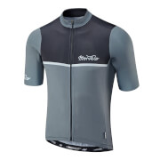 Morvelo Kuler Black Short Sleeve Jersey - Black