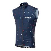 Morvelo Suits Hemisphere Gilet - Blue