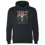 Star Wars Cantina Band At Spaceport Hoodie - Black