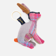 Joules Women's Tweedle Hare Keyring - Brown