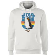 Star Wars Porg Hoodie - White