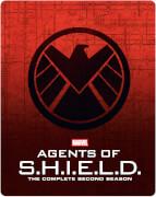 Marvel Agents of S.H.I.E.L.D The Complete Second Season - Zavvi Exclusive Steelbook