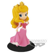 Banpresto Q Posket Disney Sleeping Beauty Princess Aurora Figure 14cm (Pink Dress)