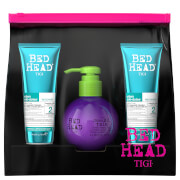 TIGI Bed Head Moisturising and Volumising Hair Mini Set (Worth £18.97)