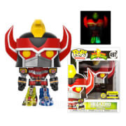 Figura Funko Pop! - Power Rangers Megazord GITD 6'' EXC - Power Rangers