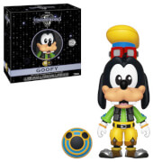 Figuras Funko 5 Star Goofy - Kingdom Hearts