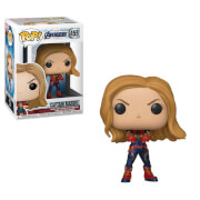 Figurine Pop! Marvel Avengers Endgame Captain Marvel