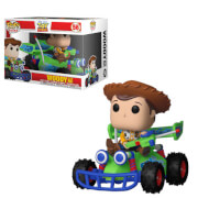 Disney Toy Story Woody with Race Car Pop! Ride